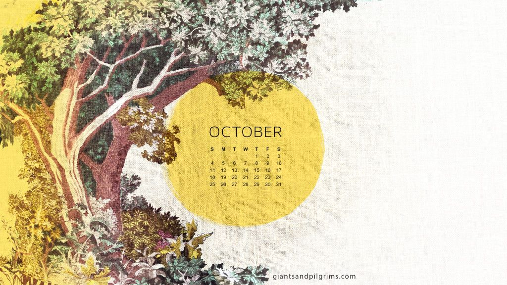 October 2015 desktop